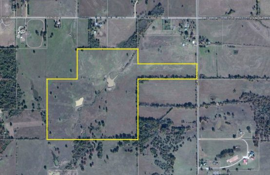 90+/- Acres on South 4680 Road