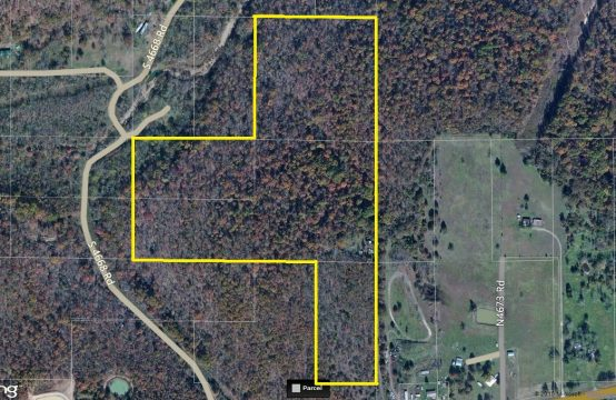 35+/- Acres on South 4668 Road