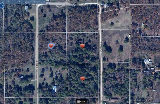 7.5+/- Acres on South 4607 Road