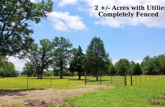 2 Acres on East 1023 Road