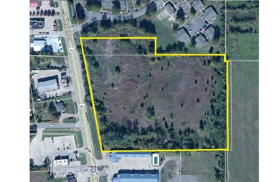 12.5+/- Acres 400 South Kerr Blvd (Hwy 59 S.)