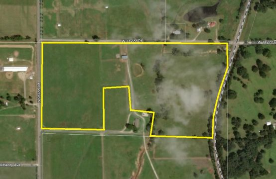 38.16+/- Acres on North Shiloh Road