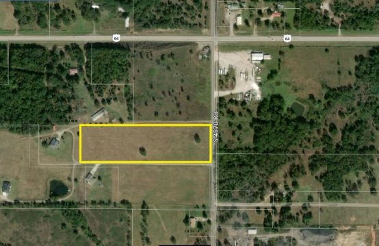 8+/- Acres on South 4570 Road