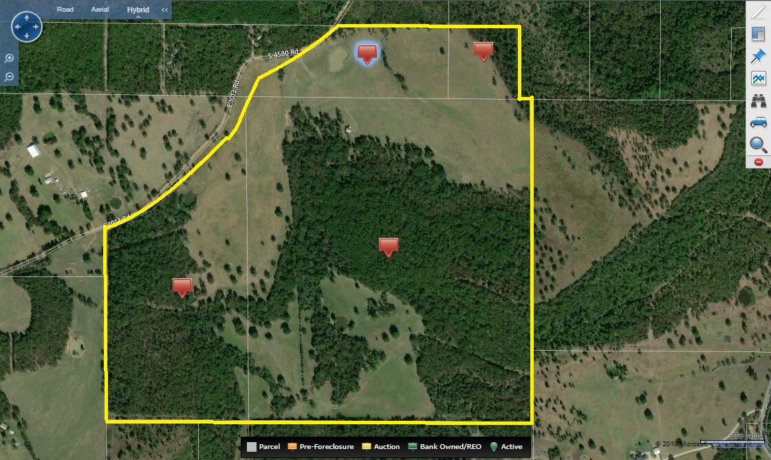 285+/- Acres on East 1005 Road